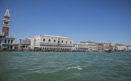 Palazzo Ducale, Venice, Italy/San Marco Square. Royalty Free Stock Photo
