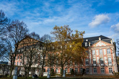 Palazzo elettorale in Treviri in autunno, Germania Immagini Stock Libere da Diritti