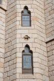 Palazzo episcopale a Astorga Immagini Stock Libere da Diritti
