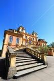 Palazzo favorito di Schloss Ludwigsburg fotografia stock