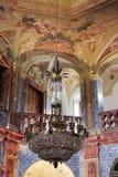 Palazzo favorito in Rastatt-Foerch Fotografia Stock Libera da Diritti