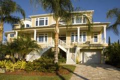 Palazzo in Florida Immagini Stock