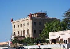 Palazzo Florio in Favignana Royalty Free Stock Photo