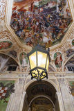 Palazzo Gio Battista Spinola a Genova immagine stock