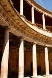 Palazzo a Granada, Spagna Immagine Stock