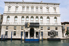 Palazzo Grassi Royalty Free Stock Photo