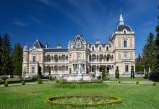 Palazzo Hermesvilla nel Lainzer Tiergarten Vienna, Austria Fotografie Stock