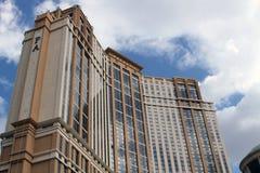 Palazzo Hotel Stock Image