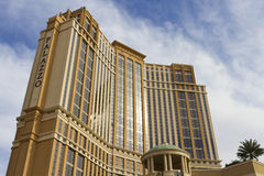 Palazzo hotel Stock Photo