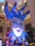 The Palazzo Hotel and Casino in Las Vegas Stock Photo