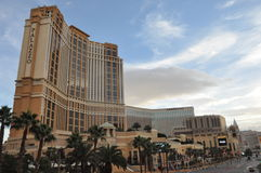 Palazzo Hotel and Casino Resort in Las Vegas Stock Photography