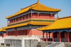Palazzo imperiale Immagini Stock Libere da Diritti