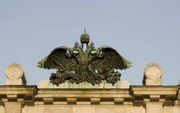 Palazzo imperiale di Hofburg immagine stock