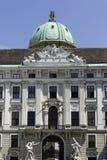 Palazzo imperiale di Hofburg, Vienna Immagini Stock
