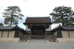 Palazzo imperiale di Kyoto immagine stock