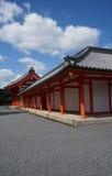 Palazzo imperiale di Kyoto, Kyoto, Giappone Immagine Stock