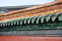 Palazzo imperiale di Shenyang, Cina Fotografie Stock Libere da Diritti