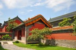 Palazzo imperiale di Shenyang, Cina Fotografie Stock