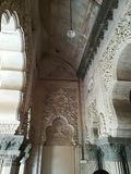 Palazzo India Gujarat di maragià Immagini Stock
