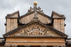 Palazzo Inghilterra di Blenheim Immagini Stock Libere da Diritti