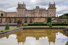 Palazzo Inghilterra di Blenheim Fotografia Stock