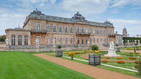 Palazzo inglese Fotografia Stock