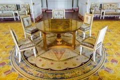 Palazzo interno Fotografia Stock