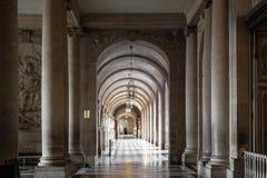 Palazzo interno di Versailles Fotografia Stock Libera da Diritti