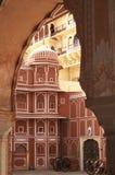 Palazzo Jaipur della città fotografia stock libera da diritti