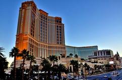 Palazzo, Las Vegas Photo stock