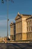 Palazzo legislativo dell'Uruguay a Montevideo Immagine Stock Libera da Diritti