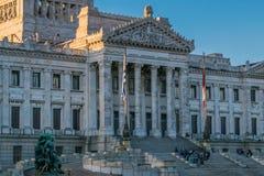 Palazzo legislativo dell'Uruguay a Montevideo Fotografie Stock