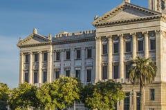Palazzo legislativo dell'Uruguay a Montevideo Fotografia Stock