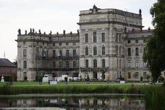 Palazzo Ludwigslust Fotografia Stock Libera da Diritti