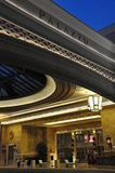 Palazzo luxury hotel and casino resort in Las Vegas Royalty Free Stock Photos