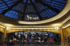 Palazzo luxury hotel and casino resort in Las Vegas Stock Photo