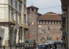Palazzo Madama στο Τορίνο Στοκ εικόνες με δικαίωμα ελεύθερης χρήσης