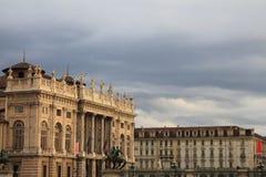 Palazzo Madama Arkivfoto