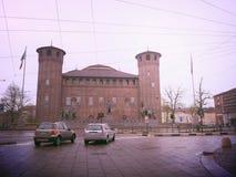 Palazzo Madama, Torino arkivbild