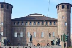 Palazzo Madama, Torino Foto de Stock Royalty Free