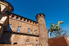 Palazzo Madama - Torino Italy Royalty Free Stock Images