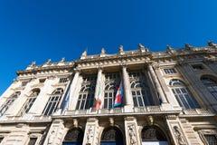 Palazzo Madama - Torino Italy Stock Images
