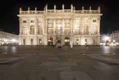 Palazzo Madama in Torino/ Turin, Italy Royalty Free Stock Images