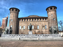 Free Palazzo Madama, Turin Royalty Free Stock Photography - 15504837