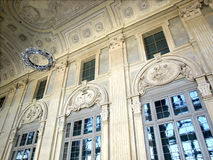 Palazzo Madama, Turin fotos de stock royalty free