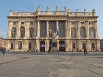 Palazzo Madama Turin Royalty Free Stock Photo