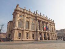 Palazzo Madama Turin Stock Photos