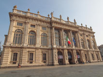 Palazzo Madama Turin Stock Photography