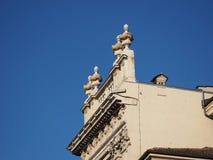 Palazzo Madama in Turin royalty free stock photo