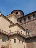 Palazzo Madama Turin Royalty Free Stock Photo